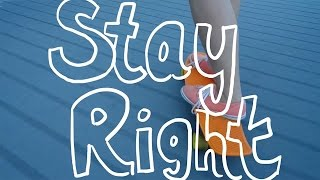 Stay Right \\ OFFICIAL LYRIC VIDEO