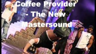 Coffee Provider - The New Mastersound