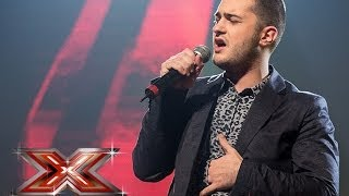 Lukijan Ivanovic (Ain't No Sunshine - Bill Withers) - X Factor Adria - LIVE 7