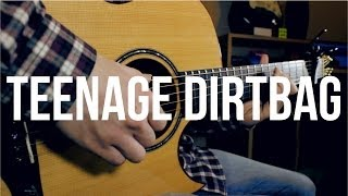 Teenage Dirtbag - Wheatus - Solo Guitar Cover by James Bartholomew