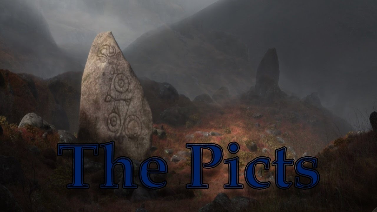 Who were the Picts – and Where did they Come From?