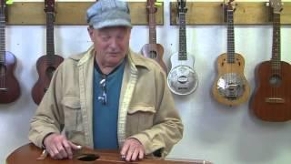 Don's String Shop Hawaiian Steel Guitar