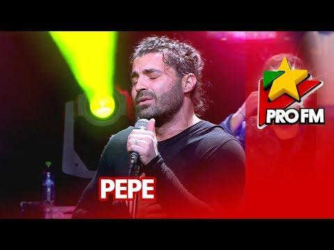 Pepe - Sentimente Intense | ProFM LIVE