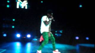 Lil Wayne - Swag Surfin' / Wasted (Live @ Nassau Coliseum) 3/27/11