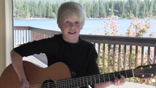 Taylor Swift - We Are Never Getting Back Together by Carson Lueders acoustic cover