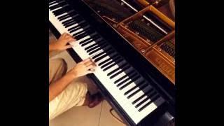 "Piano Cover ""Ti amo - Umberto Tozzi"""