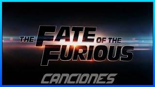 TODAS LAS CANCIONES DE RÁPIDO Y FURIOSO 8 CON NOMBRE! - ALL SONGS FROM FAST AND FURIOUS 8 WITH NAME!