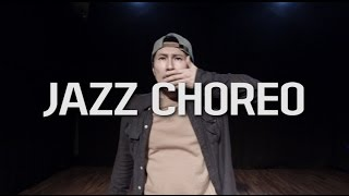 Sihyun Lee Jazz Choreo / Warm On A Cold Night - HONNE