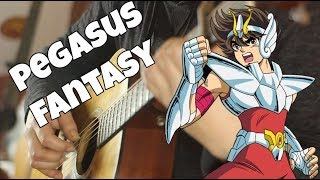 "Saint Seiya ""Pegasus Fantasy"" Cavaleiros do Zodíaco ""Slow Version"""