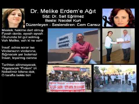 Dr  Melike Erdem Agit