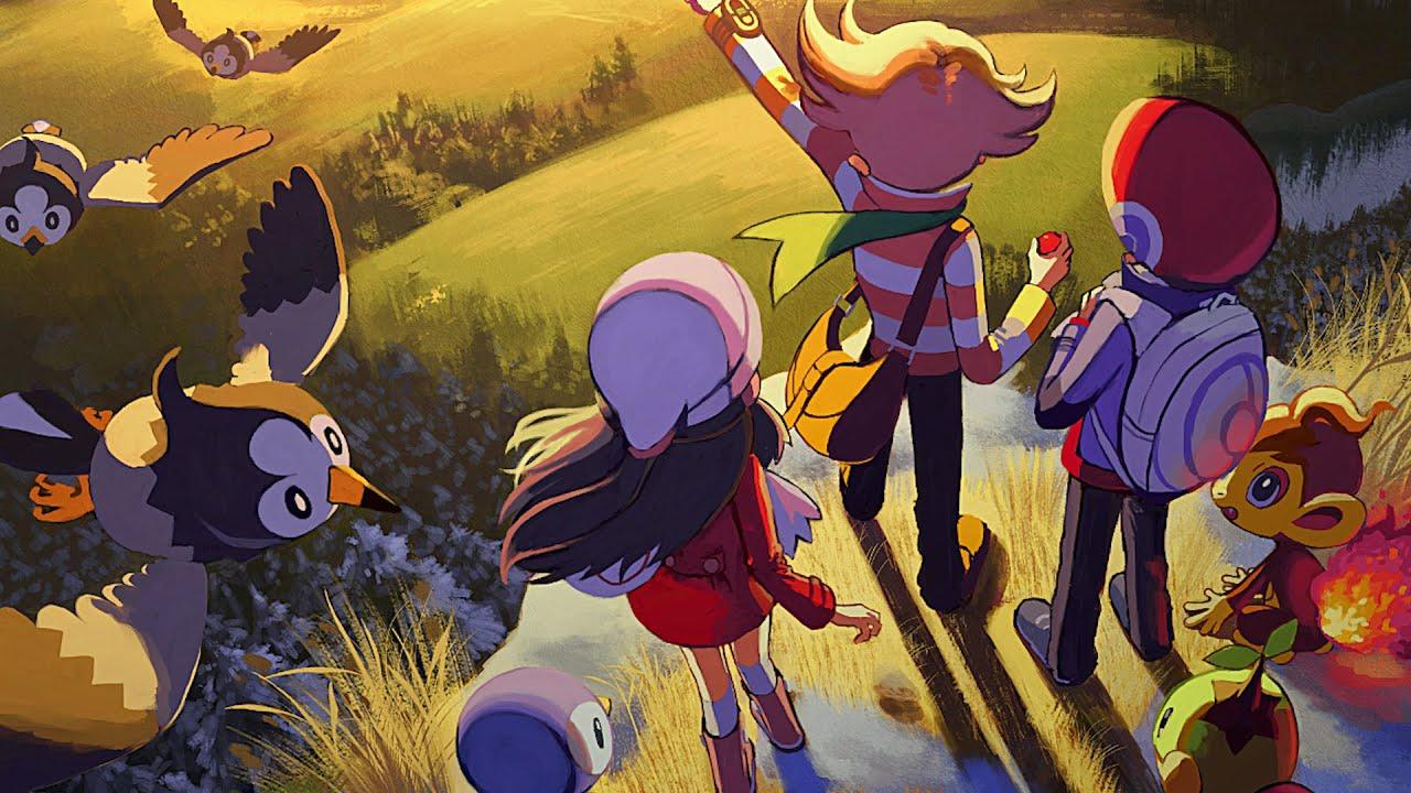 Spedonic - Pokémon Diamond and Pearl: Route 225 [Lofi Remix]