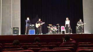 Dreaming Alone Against the current cover (Dreamerz  NYP Jam 2015)