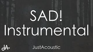 SAD! - XXXTENTACION (Acoustic Instrumental)