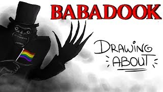 THE BABADOOK | Draw My Life En Español