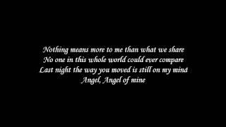 ETERNAL   ANGEL OF MINE
