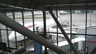 London Heathrow Terminal 5 B Gate (Coffee Maker)