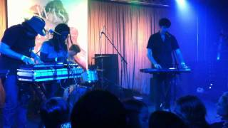 Washed Out - Soft (Live) 10-15-2011