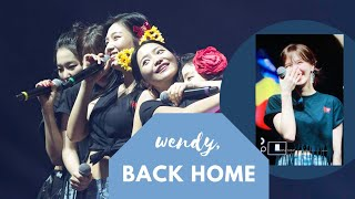 Wendy, Back Home | Redmare In Canada