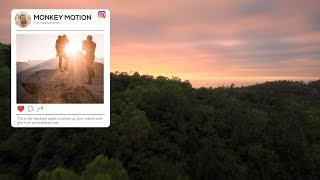 FREE INSTAGRAM PROMO BUNDLE (AFTER EFFECTS TEMPLATE)