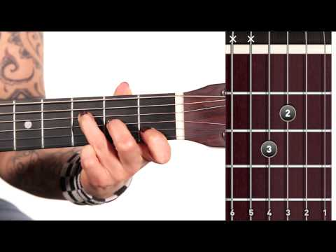 Learn Guitar: How to Play an F Major Chord Chords - Chordify