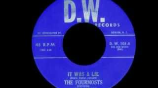 The Fourmonsts feat. Bobby Moore - Girl, you do something to me (D.W. records).wmv
