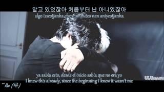 "VIXX - LR 할 말 ""Words To say"" [ENGLISH -ESPAÑOL SUB -Han-Rom]"