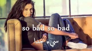 Selena Gomez -  Good For You -  مترجمة