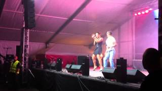 Mr. President feat LayZee (Mr. Coco Jumbo) live @ Százhalombatta (Battai Napok) 2013.09.07.