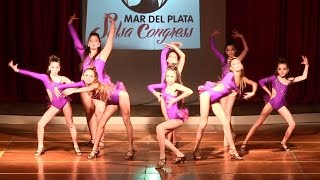Mar del Plata Salsa Congress 2015 ~ La Demás Gente Teens