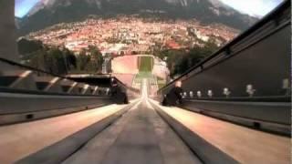Parkour Innsbruck feat. David Belle & Cyril Raffaelli