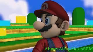 [Mario SFM] Waluigi Trouble