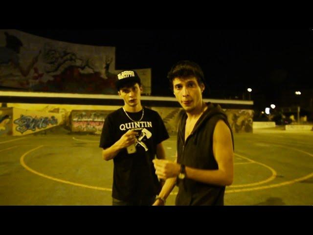 Videoclip oficial de 'Mi Barrio Huele a Widow', de Ayax y Prok.