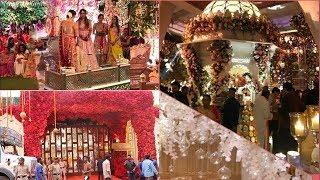 Isha Ambani Wedding GRAND Decoration At Antilla By Father Mukesh Ambani
