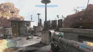 Halo: Reach Beta - I Love the Shotgun