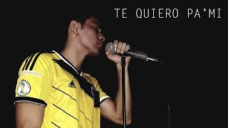 Don Omar - Te Quiero Pa' Mi ft. Zion & Lennox (Cover)