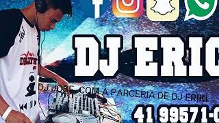 DJ Eriki com a parceria divulga djs