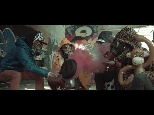 """Videoclip oficial de la canción """"Esta noche"""" de Tremenda Jauría."""