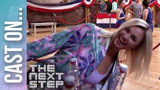 The Next Step Season 5 - Cast On: Victoria Baldesarra ('Michelle')