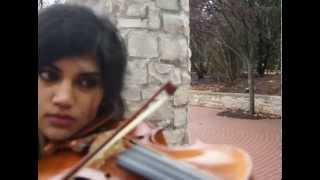 Comptine d'Un Autre Été - Amélie || Violin, Viola, Piano, Guitar || Yann Tiersen