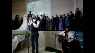 Dispô e Magalhães - Difícil Dizer (LIVE) - Casamento 25/02/2012