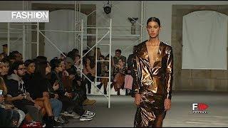 ELEONORA GIUSSANI Milano Moda Graduate 2019 Spring 2020 Portugal - Fashion Channel