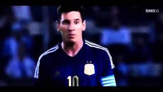 Lionel Messi (Five More Hours)  2015  HD DJ ANWAR ZI MIX