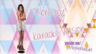Martina Stoessel - Libre soy (Karaoke Version)