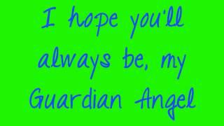 Coco Jones & Tyler James Williams - Guardian Angel (lyrics)