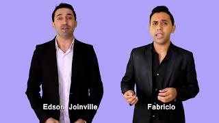 HINO CCB Cantado Eu desejo Senhor - Edson Joinville e  Fabricio