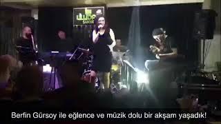 16 Mart 2018 Berfin Gürsoy Uludağ Sahne