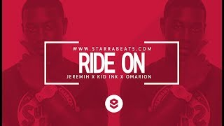 "Jeremih ft. Omarion Type Beat ""Ride On"" [RnBass Instrumental] Prod. Starra Beats"