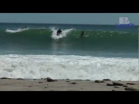 Nicaragua Surf Report – Wave of the Day – March 20th, 2012