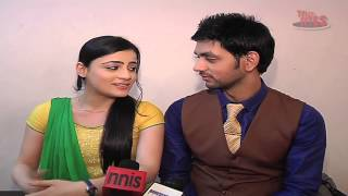 Fun time with Ranveer and Ishani aka Shakti and Radhika of Meri Ashique Tumse Hi width=