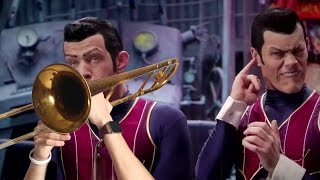 """We Are Number One"" but it's on trombones"